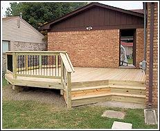 pressre treated deck rochester hills