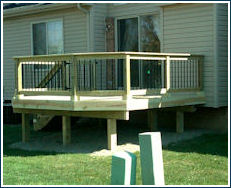 Michigan best deck builder