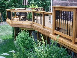 Deck Builders Ann Arbor Michigan